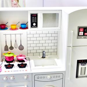 Vaikiškos virtuvėlės ir priedai