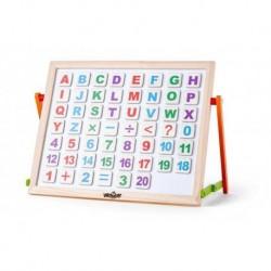 Magnetinė lenta - ABC ir skaičiai