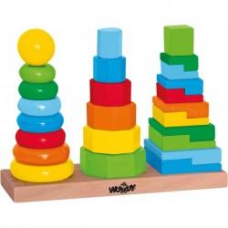 Lavinamasis bokšto rinkinys -