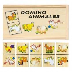 Domino - fermos gyvūnai