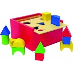 Dėžutė - formelių rūšiuoklė 2+