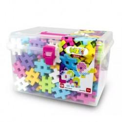 Meli konstruktoius plastikinėje dėžutėje