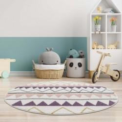 Įvairių atspalvių kilimas -