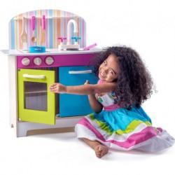 Vaikiška medinė virtuvėlė -