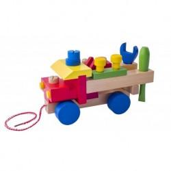 Sukonstruojamas automobilis