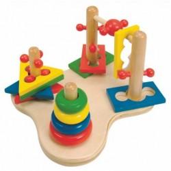 Medinis lavinamasis žaislas