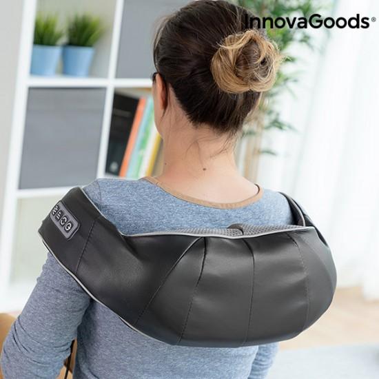 Giluminių raumenų 3D elektrinis masažuoklis InnovaGoods